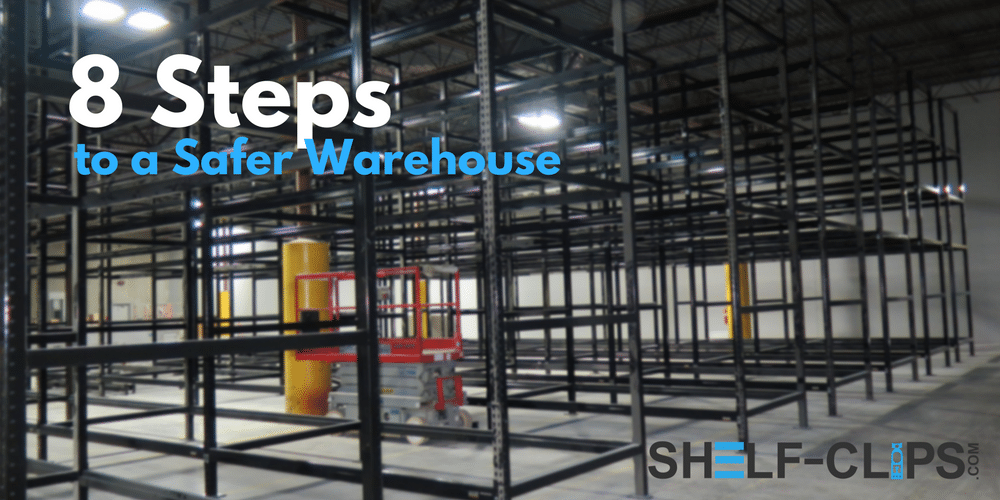 8 Steps to a Safer Warehouse